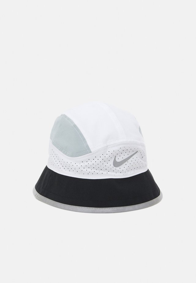 BUCKET UNISEX - Hat - white/black/light pumice
