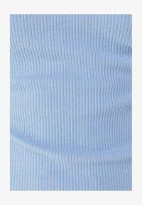Bershka - Shift dress - light blue - 4