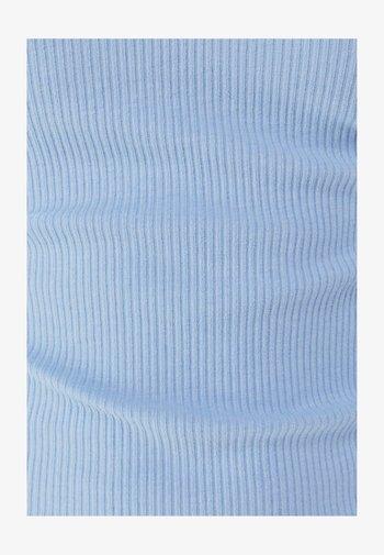 Shift dress - light blue