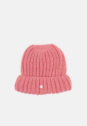 CUFFIA CON RISVOLTO - Bonnet - pink lover