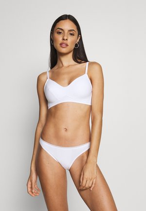 SACRAMENTO 2 PACK - Triangle bra - white