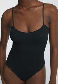 OYSHO - Swimsuit - black - 2