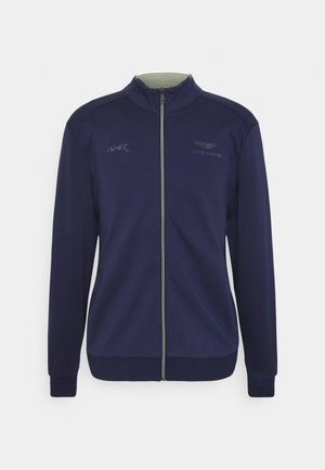AMR FULL ZIP - Kardigan - navy