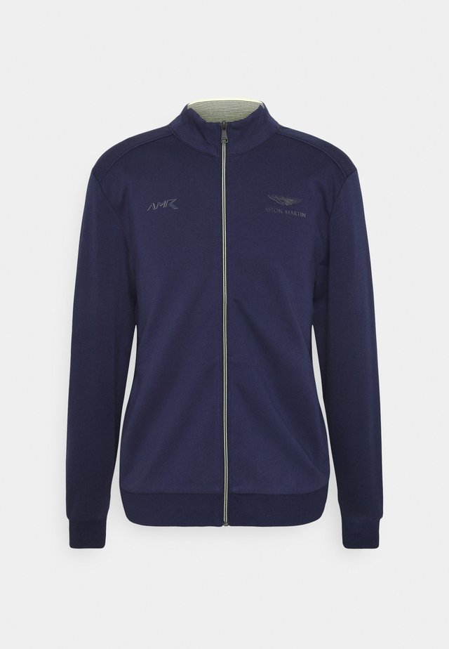 AMR FULL ZIP - Strikjakke /Cardigans - navy