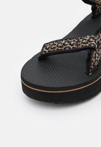 Teva - FLATFORM UNIVERSAL WOMENS - Walking sandals - multicolor - 5