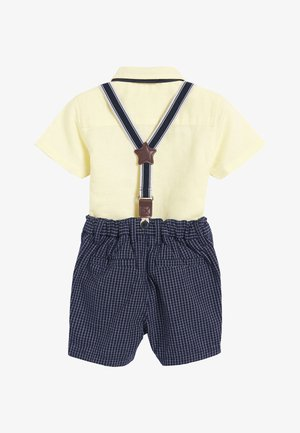 SET  - Shorts - yellow