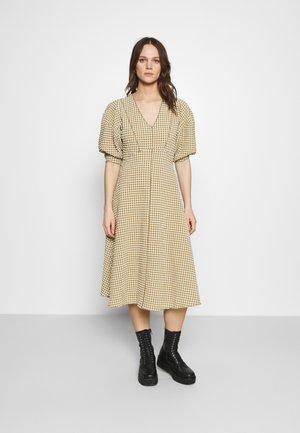 TAMMY DRESS - Vestito estivo - vintage green