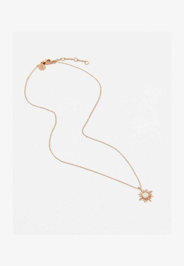 Smykke - rose gold