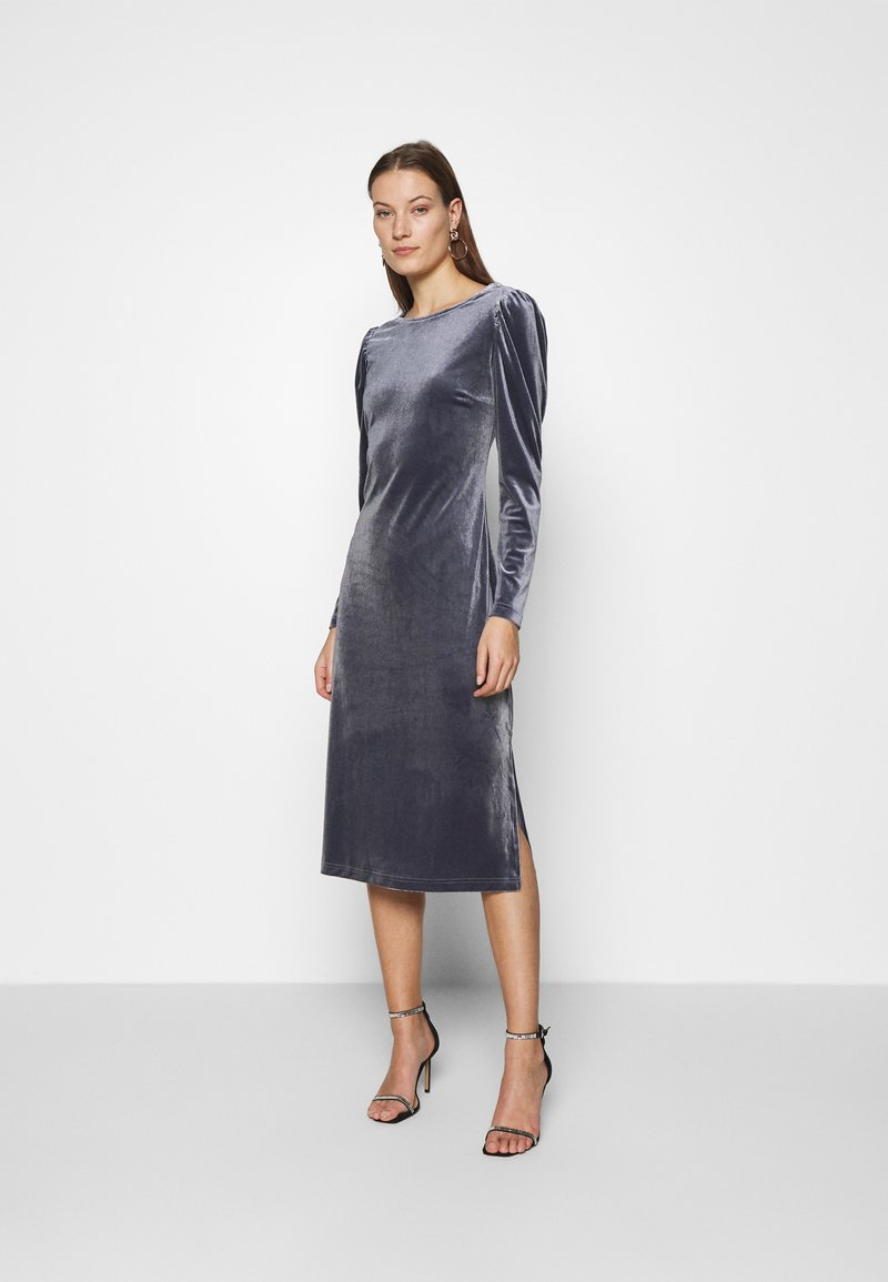 Saint Tropez - CALLIESZ LONG DRESS - Cocktail dress / Party dress - folkstone gray