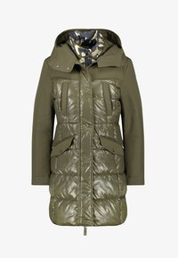 Taifun - Down coat - moss green - 4