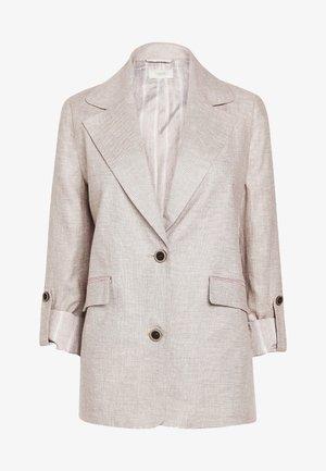 Krátký kabát - off-white