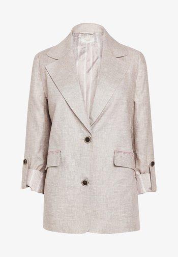 Short coat - off-white