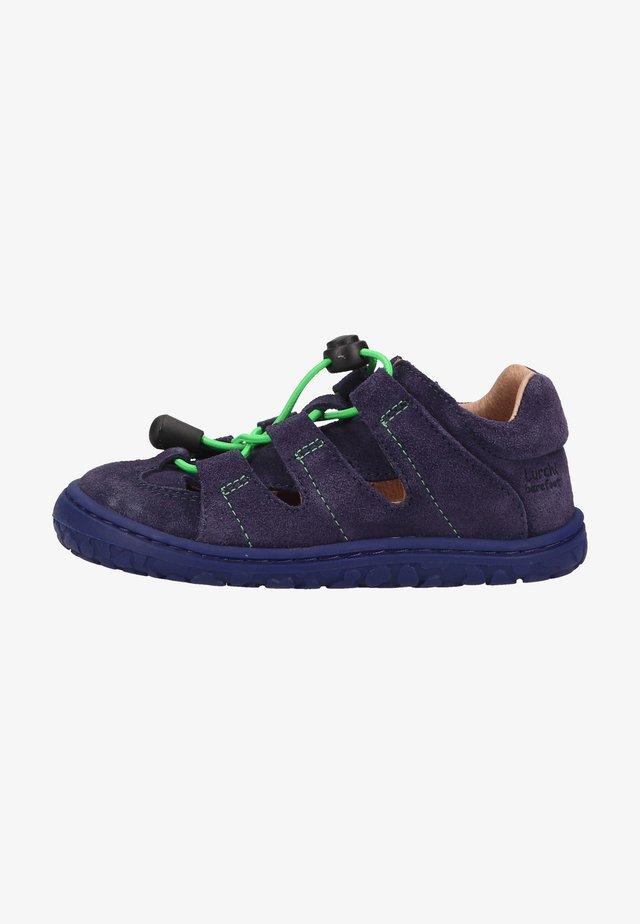 Sandales - azul