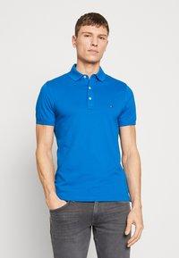 Tommy Hilfiger - Poloshirts - blue - 0