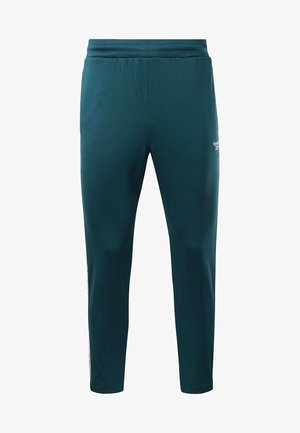 CLASSICS VECTOR TAPE TRACK PANTS - Tracksuit bottoms - green