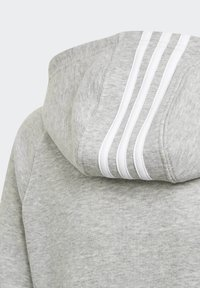 adidas Performance - BOLD HOODED TRACKSUIT - Tracksuit bottoms - grey - 7