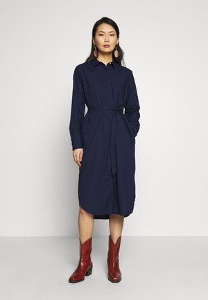 SHIRTDRESS - Shirt dress - navy uniform