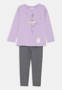 OVS - TERRY JOGGING SET - Sweater - lavendula - 0