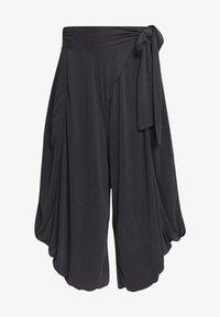 Free People - VENICE HAREM - Pantalon de survêtement - black - 3