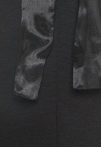 Pieces - PCNALLY DRESS - Cocktail dress / Party dress - black - 7