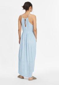 O'Neill - Maxi dress - blue with white - 2