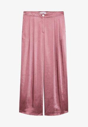 MOSCU-I - Trousers - rosa