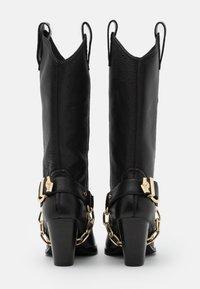 Versace Jeans Couture - Botas camperas - nero - 3