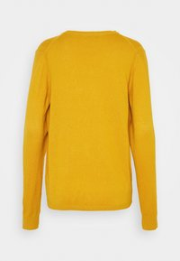 Esprit - BASIC  - Cardigan - brass yellow - 1