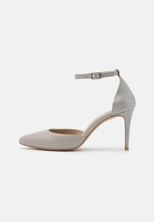 CECILLE - Classic heels - pewter
