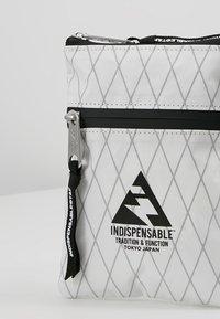 Indispensable - NECKPOUCH - Across body bag - white - 7