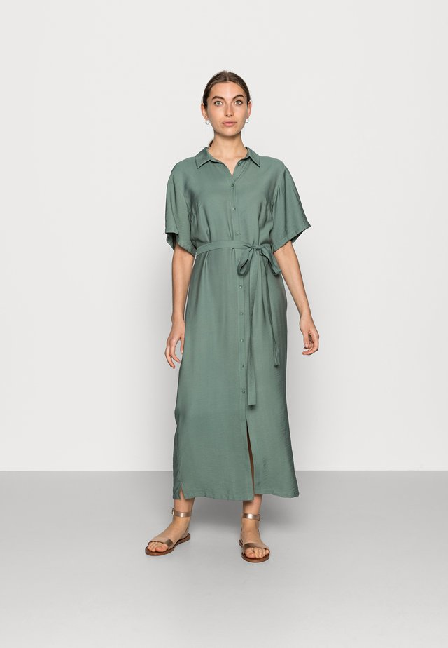 SANGO DRESS - Maxi-jurk - laurel green