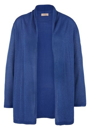 Cardigan - royal blue
