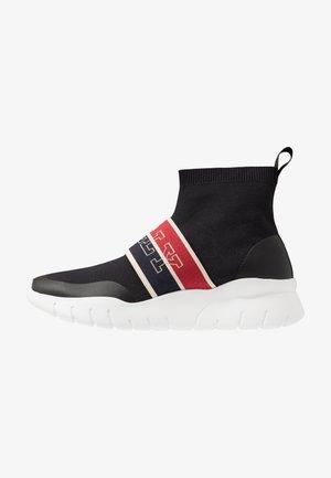 BISKY - Sneakers alte - black