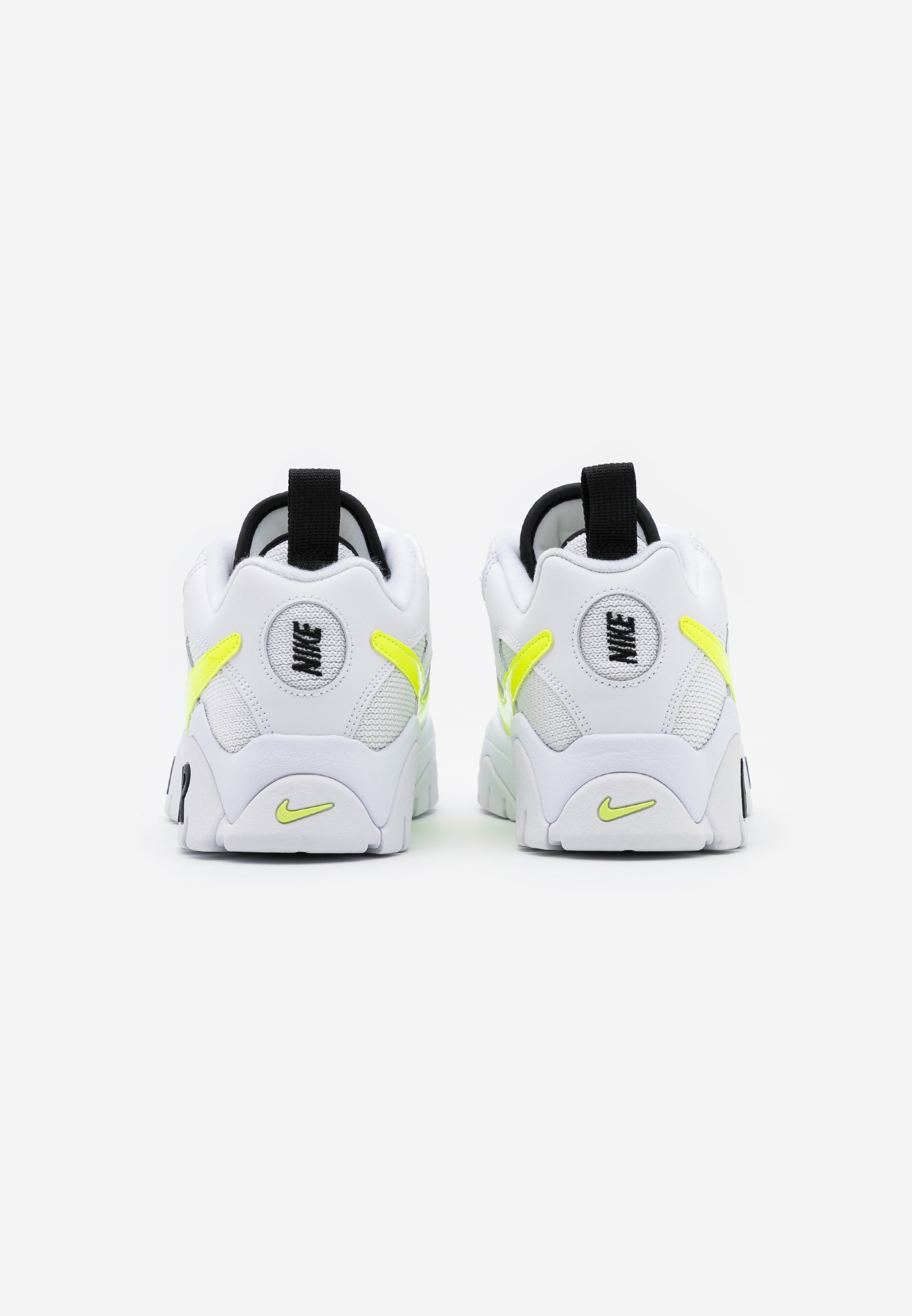 Nike Sportswear AIR BARRAGE  Sneaker low white/volt/black/weiß