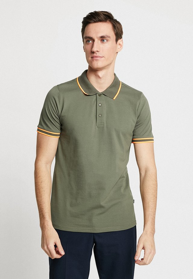 MORENO - Polo - army
