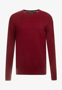 Esprit - Trui - dark red - 3