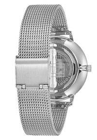 Tommy Hilfiger - PIPPA CASUAL - Watch - silver-coloured