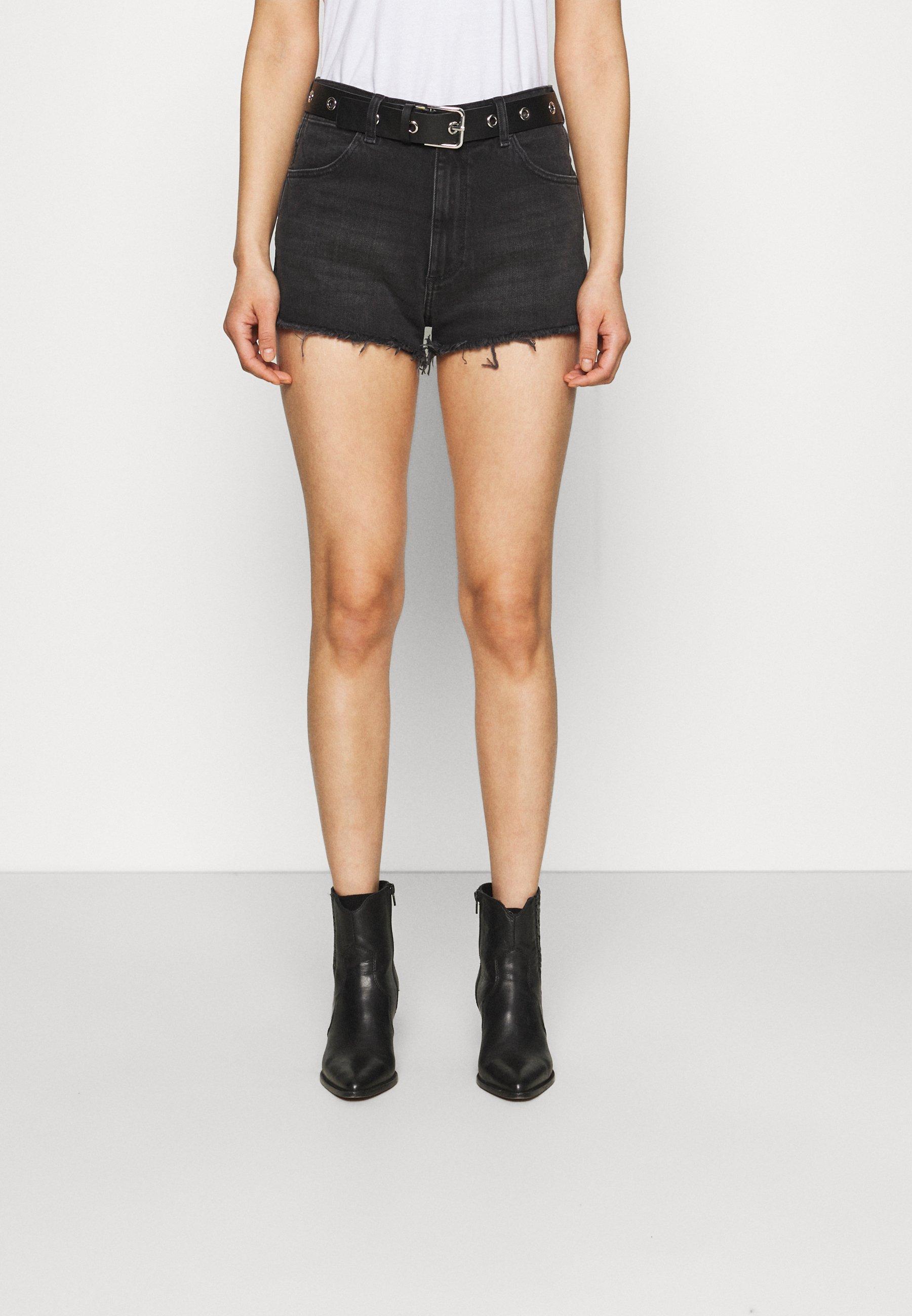 Women FESTIVAL  - Denim shorts