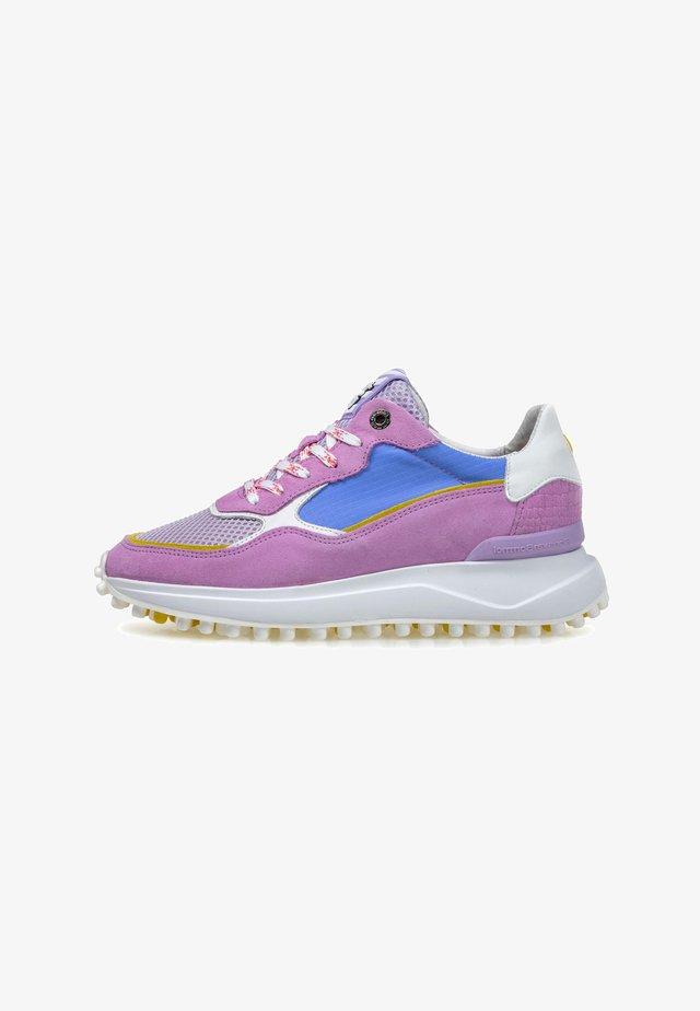 NOPPI - Sneakers laag - pink