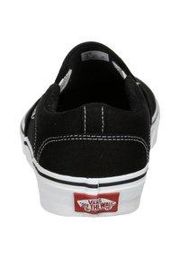 Vans - Trainers - black white - 2