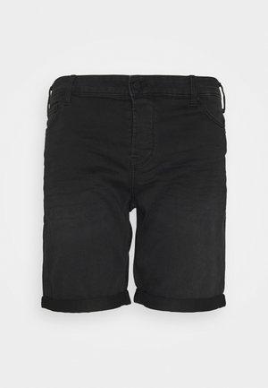 ONSPLY LIFE - Shorts - black denim