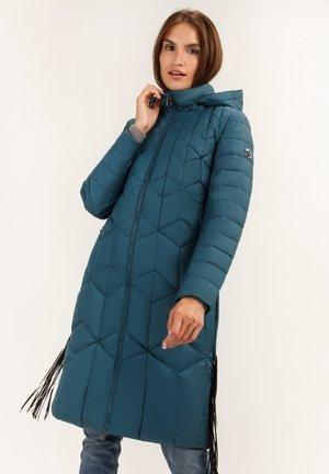 MODISCHEN DESIGN - Winter coat - dark blue