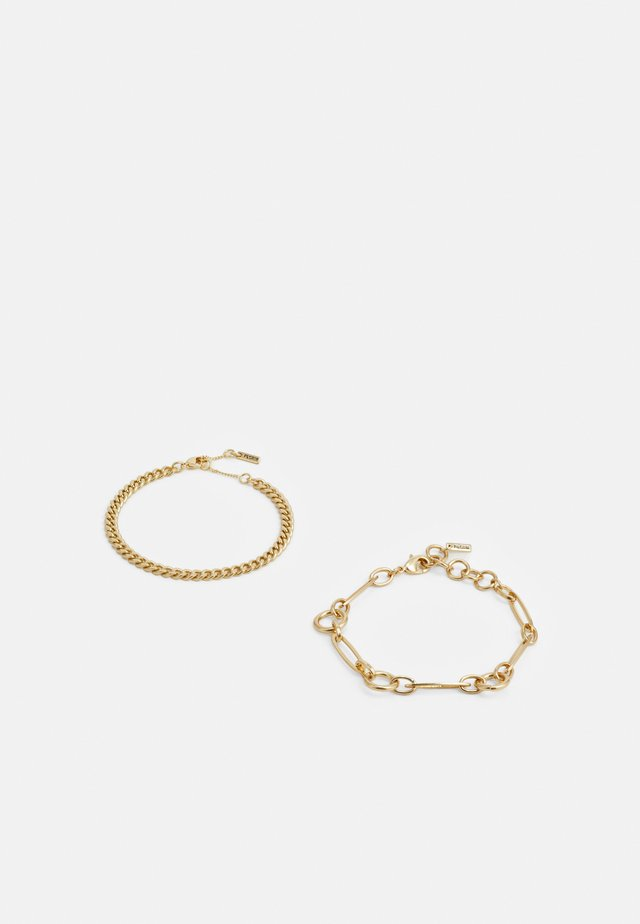 BRACELET SENSITIVITY 2 PACK - Armband - gold-coloured