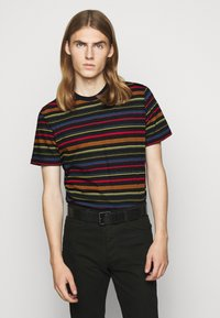PS Paul Smith - MENS REG FIT - Print T-shirt - multi-coloured - 0