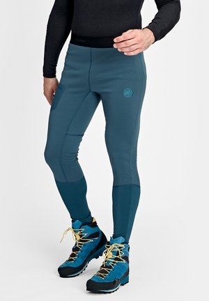 ACONCAGUA LONG - Leggings - wing teal