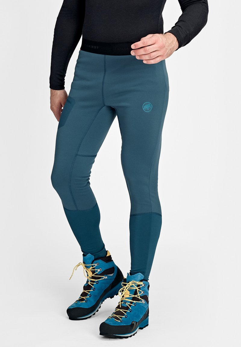 Mammut - ACONCAGUA LONG - Leggings - wing teal