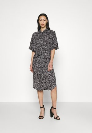 MIMMI DRESS - Shirt dress - black