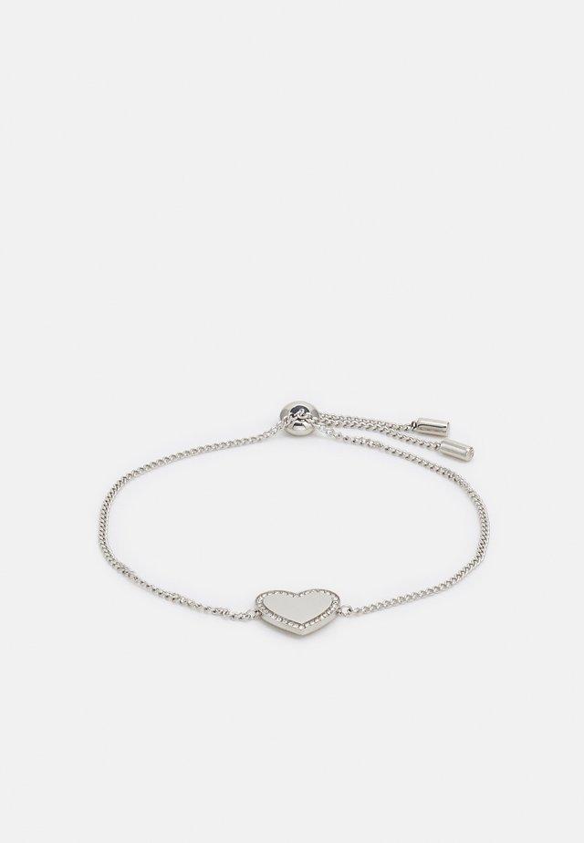 Armbånd - silver-coloured