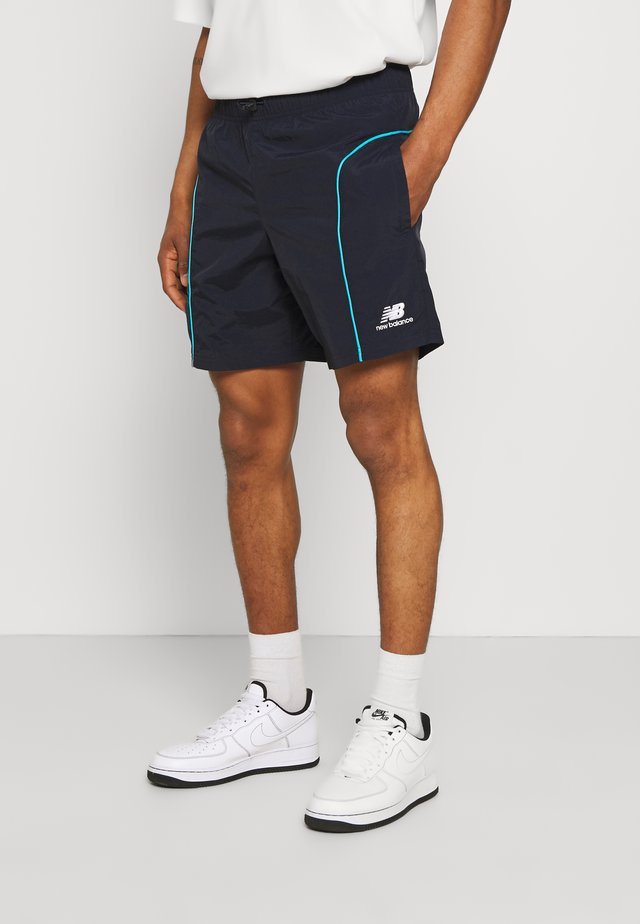 ATHLETICS WIND - Shorts - eclipse