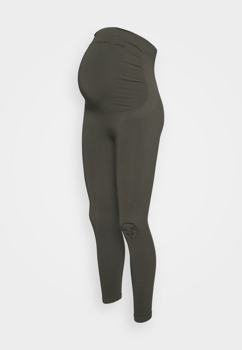 Yogasearcher - MOTHER - Legging - kaki